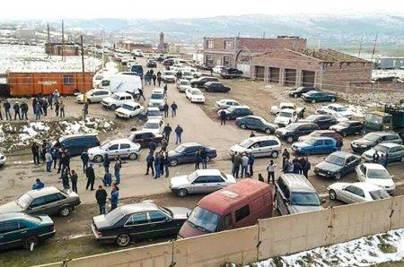 """Göyçədə ermənilər təlaşda: """"Bu gecə əhali kəndləri boşaltdı"""""""